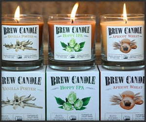 Brew Candles