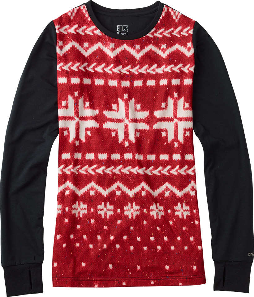 Burton Holiday Tech Tees