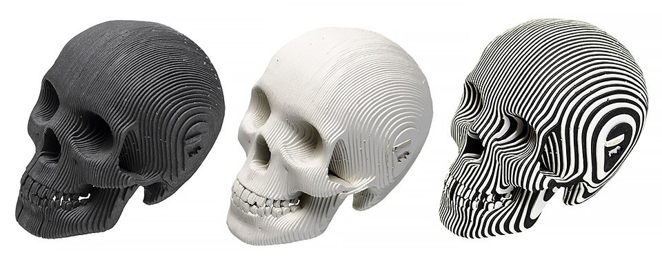 Vince: The Cardboard Human Skull