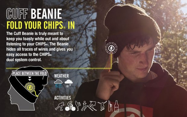 Chips All-in-One Headphones