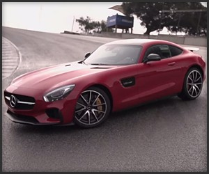 Mercedes-AMG GT S Test Drive