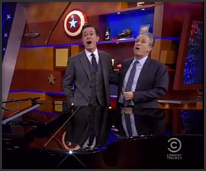 Colbert: We'll Meet Again