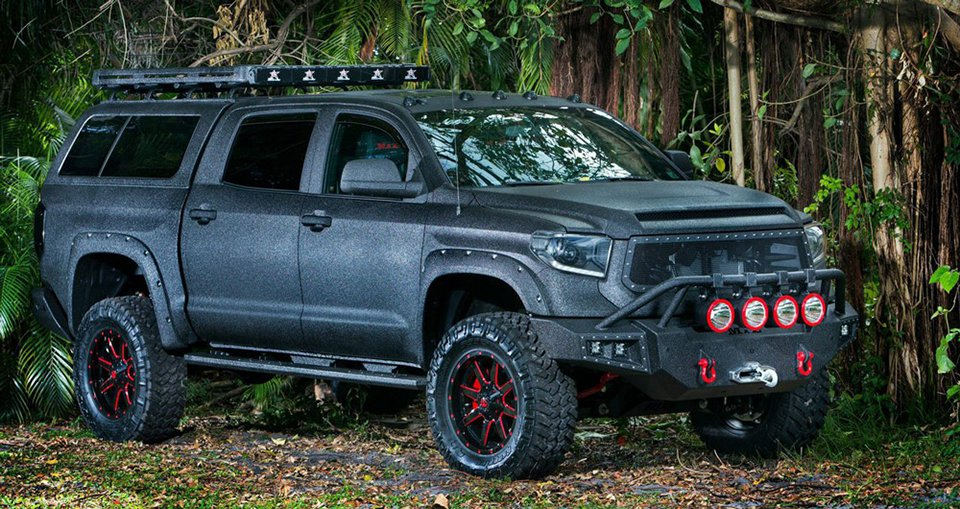 All Terrain Tires >> Devolro Motors Tundra - The Awesomer