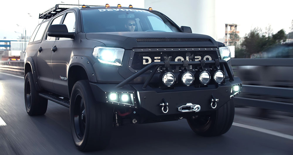 Devolro Motors Tundra