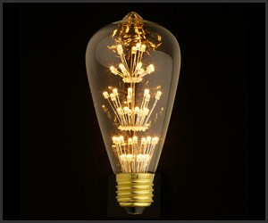 Edison Fireworks LED Bulbs
