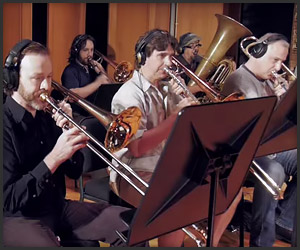 Game of Thrones: Low Brass Cover