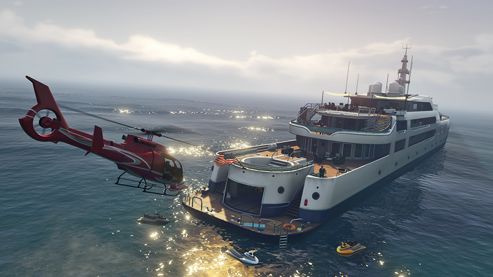 GTA Online: Heists
