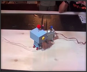 The Robot Contest for Dummies