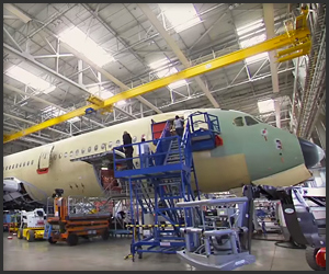 How an Airplane is Made