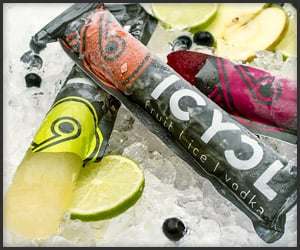 Icycl Vodka Ice Pops
