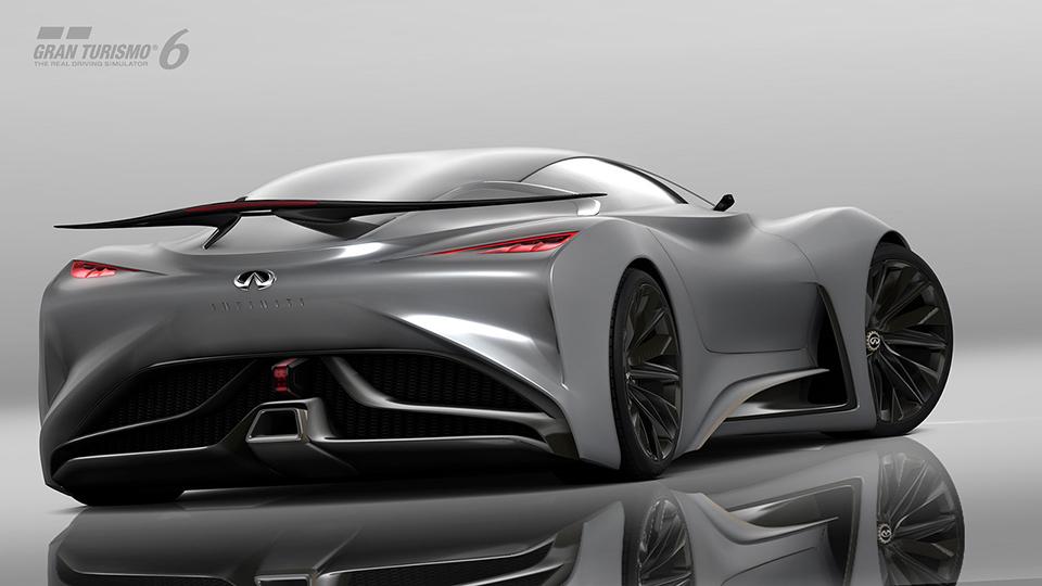Infiniti Vision Gran Turismo Concept