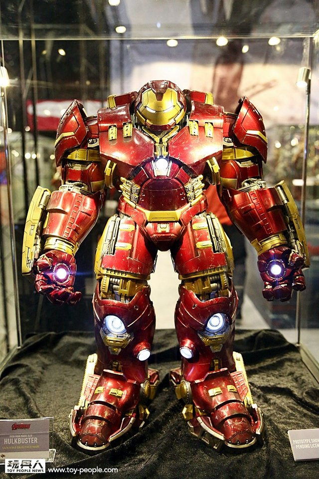 Iron Man Hulkbuster 1:6 Scale