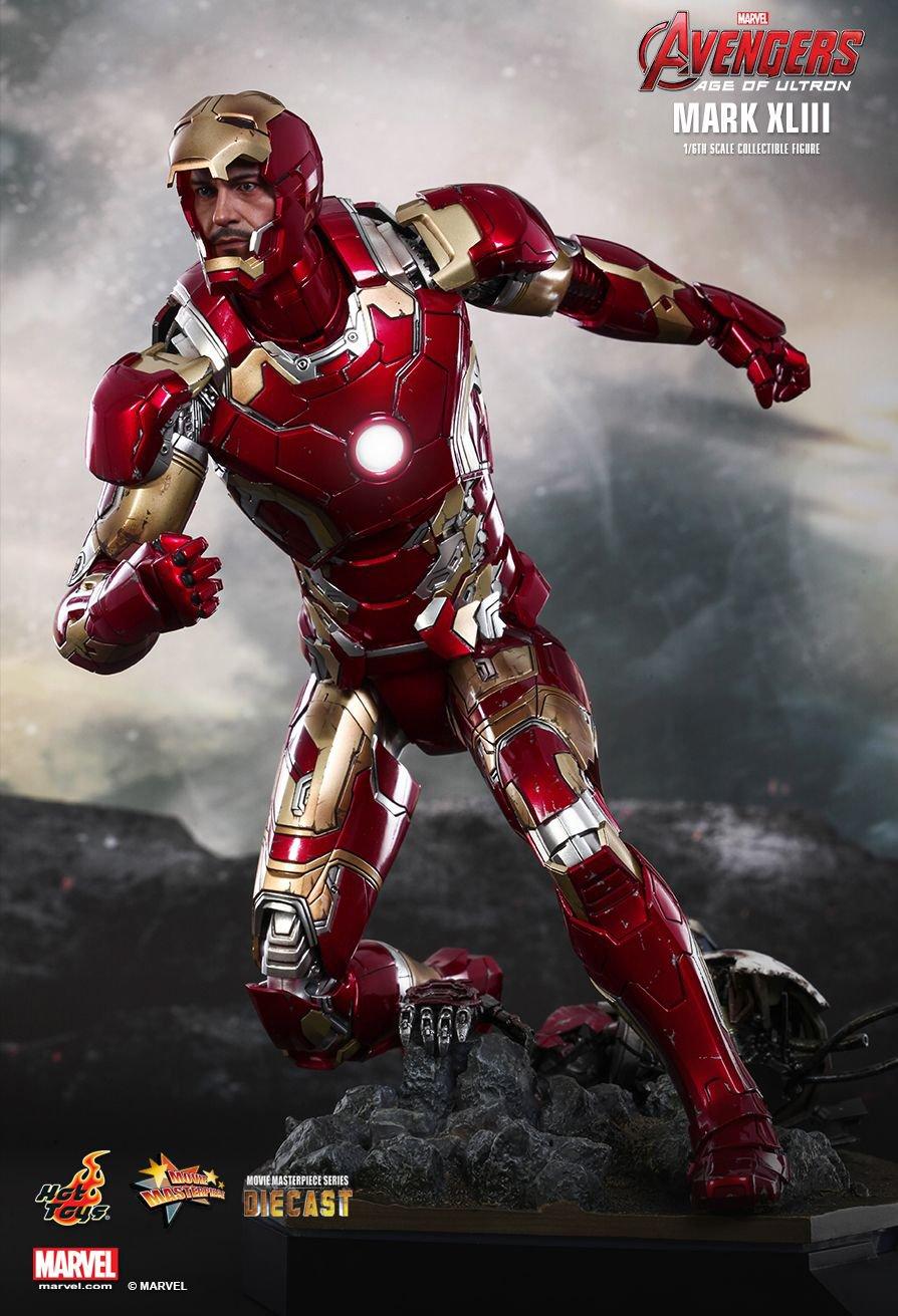 Iron Man Mk XLIII