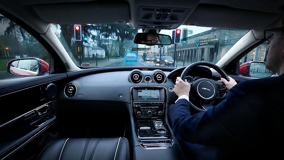 Land Rover Urban Windscreen