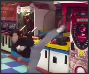 Killer Arcade Kick