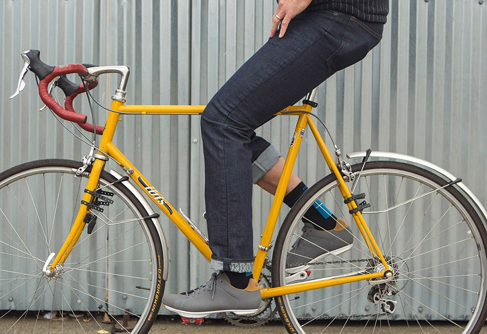 Drifter Cycling Jeans