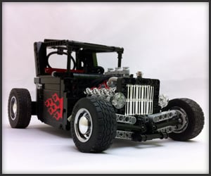 LEGO R/C Hot Rod