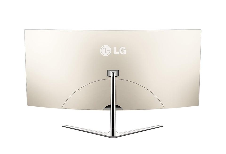 LG 34UC97 Curved Monitor