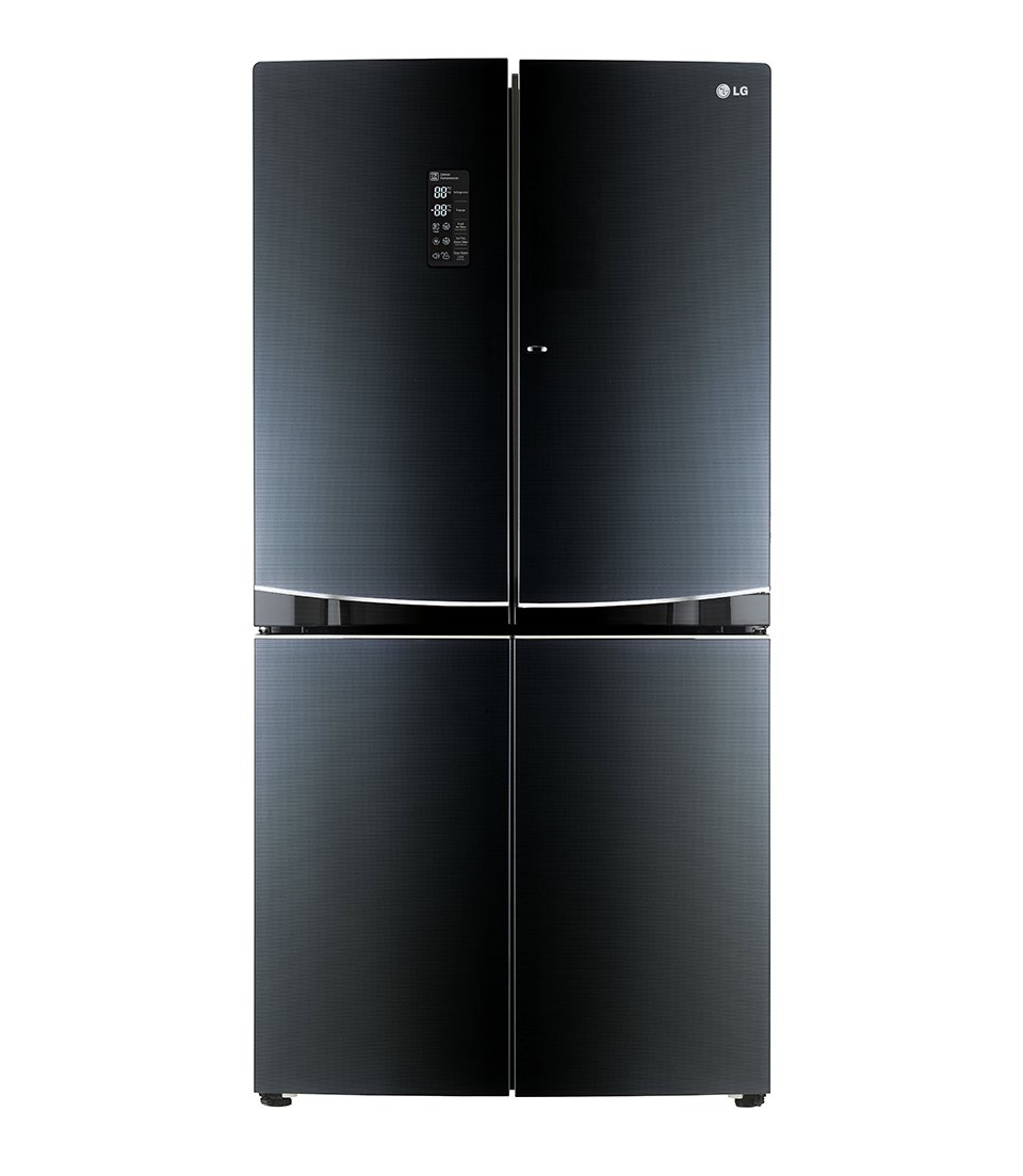 LG Double Door-in-Door Fridge