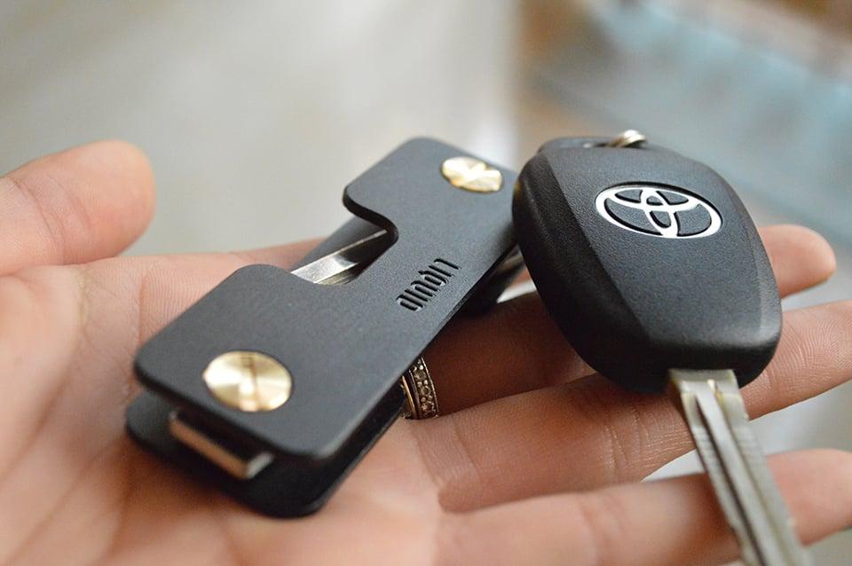 Liquid Key Caddy