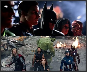 Marvel vs. DC (Trailer)