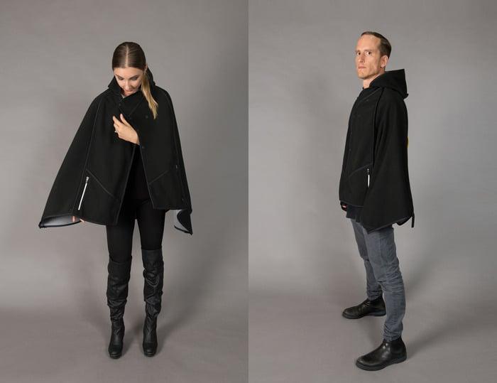 Mavari Cloak