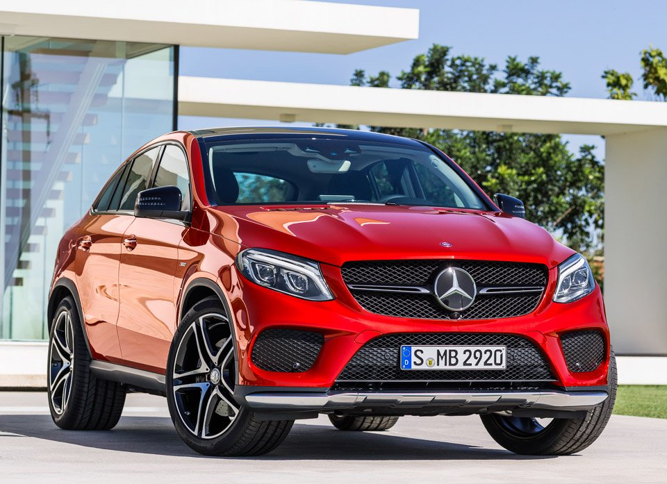 Mercedes benz gle 450 amg the awesomer for Mercedes benz 450