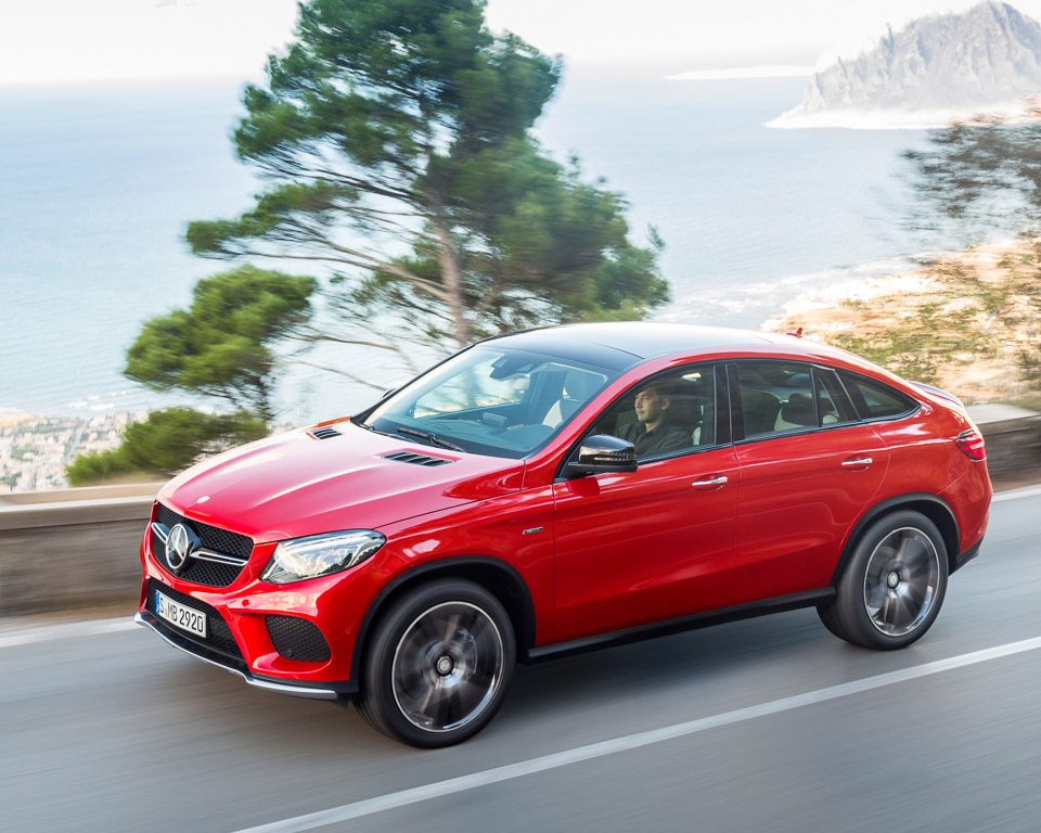 Mercedes Air Suspension >> Mercedes-Benz GLE 450 AMG - The Awesomer