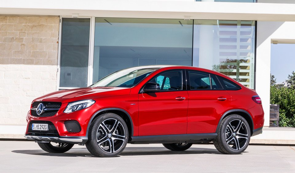 mercedes benz gle 450 amg the awesomer. Black Bedroom Furniture Sets. Home Design Ideas
