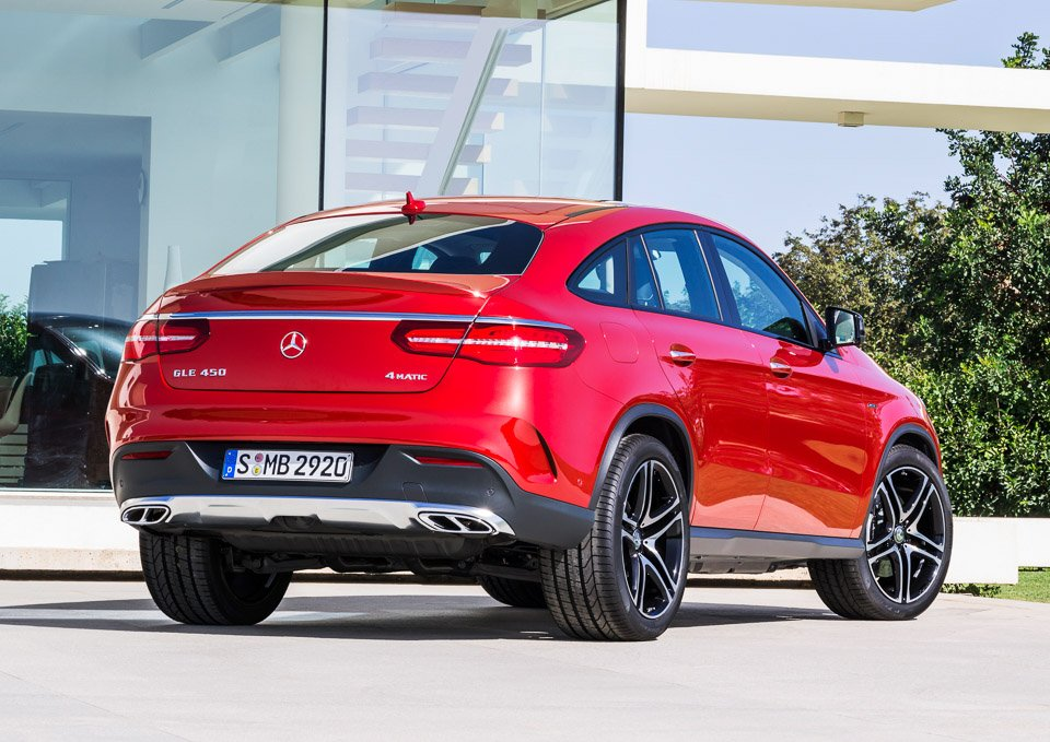 Mercedes benz gle 450 amg the awesomer for Mercedes benz gle 450