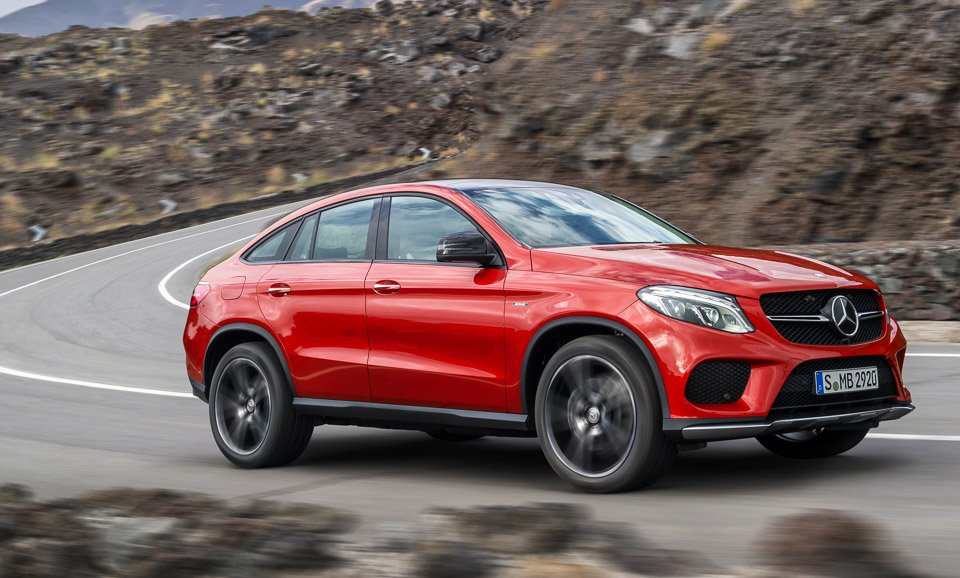 Mercedes benz gle 450 amg the awesomer for Mercedes benz suv 450