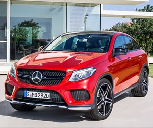 Mercedes benz gle 450 amg for Mercedes benz garia golf cart price
