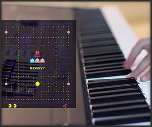 Pac-Man 10 Ways