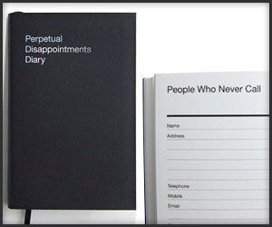 Perpetual Disappointments Diary