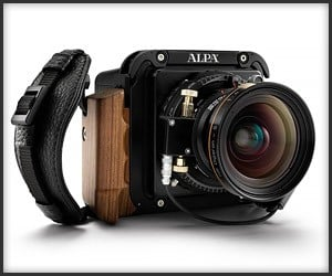 Phase One x ALPA A-Series Camera
