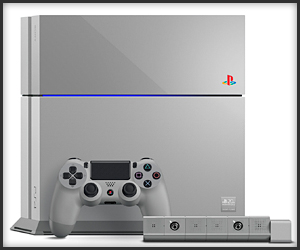 PS4 20th Anniversary Edition