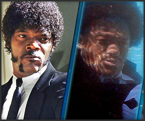 Pulp Fiction Underwater