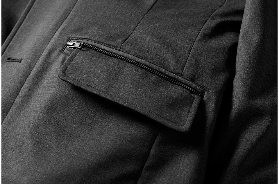 Qor Performance Suiting Blazer