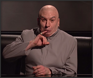 SNL: Dr. Evil vs. North Korea & Sony