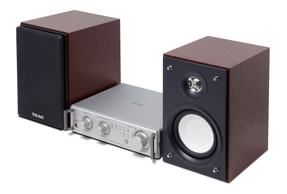 TEAC Baby Reference Series Amp