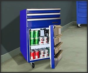 Toolbox Fridge