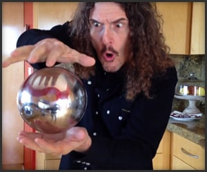 Weird Al: The Mysterious Floating Orb