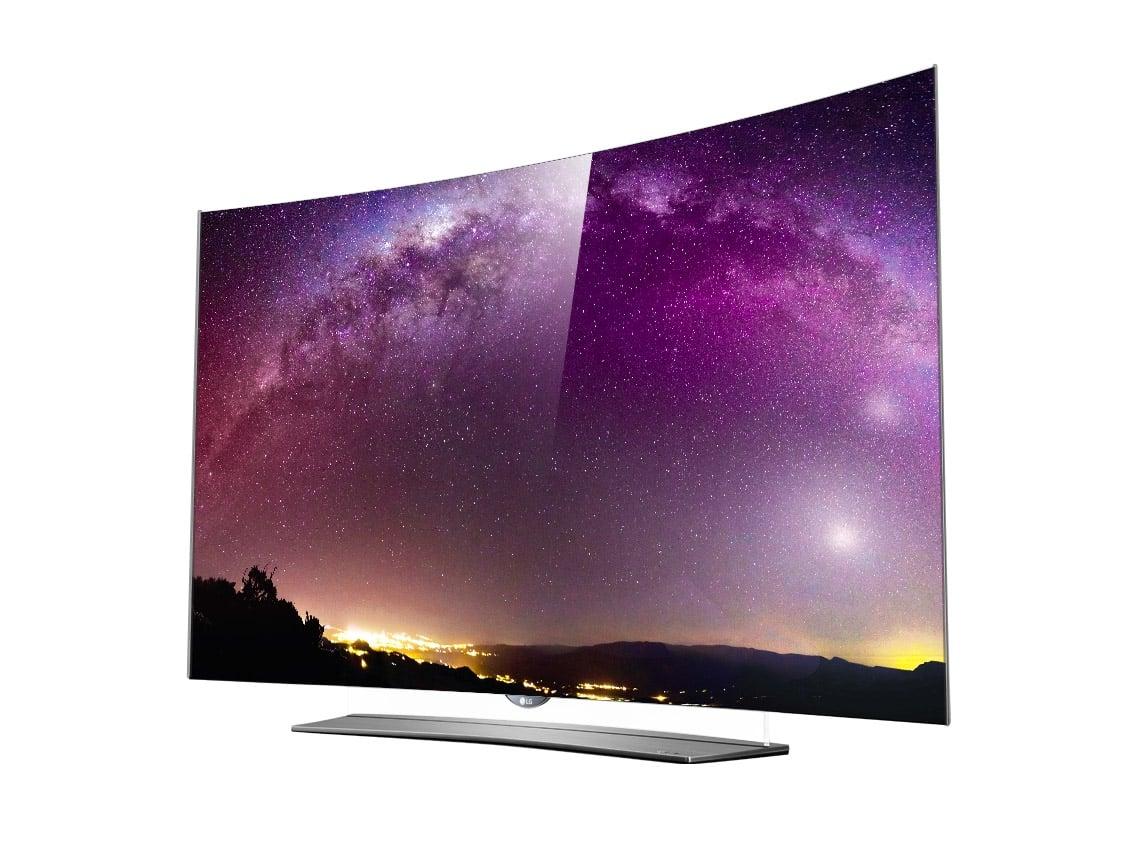 LG 2015 4K OLED Displays