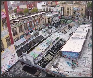 5 Pointz Demolition Time-Lapse