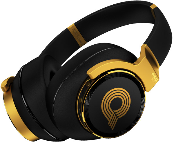 AKG N90Q Headphones
