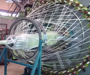 Fiber Braiding Machine