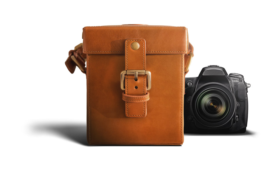 CamCarry Leather Camera Case