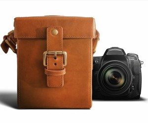 CamCarry Leather Camera Case