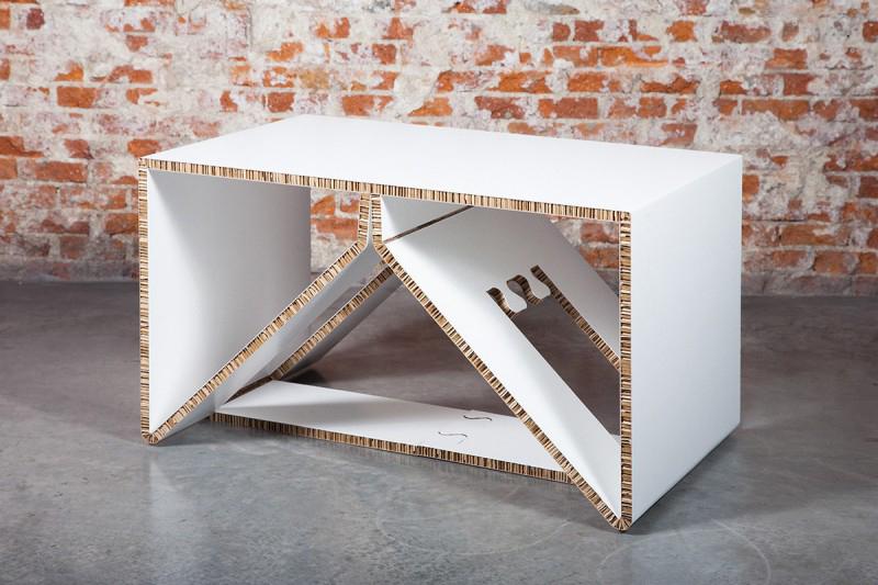 Cardboard Furniture & Projects