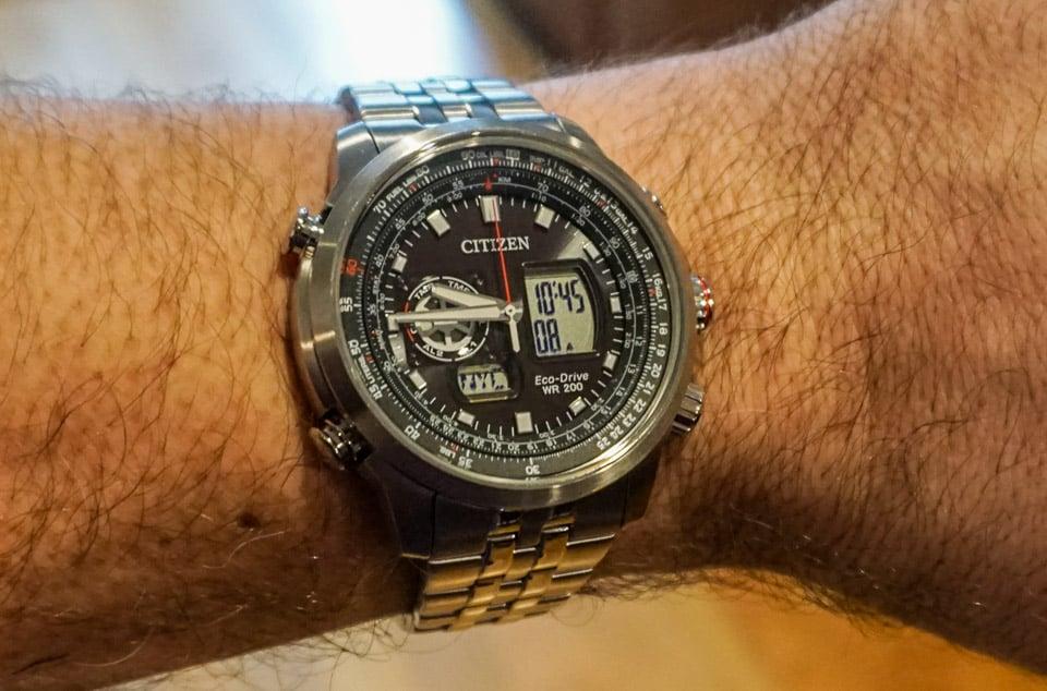 Citizen Promaster Air Chronograph